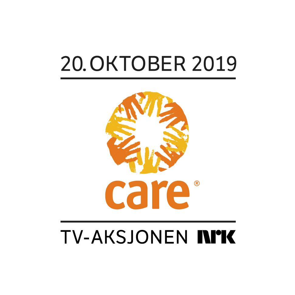 Logo til TV-aksjonen 2019 20. oktober